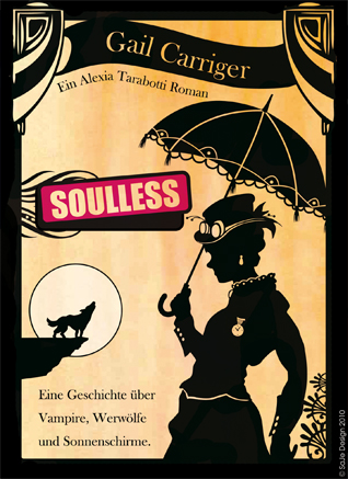 Soulless Buchcover, Fanart
