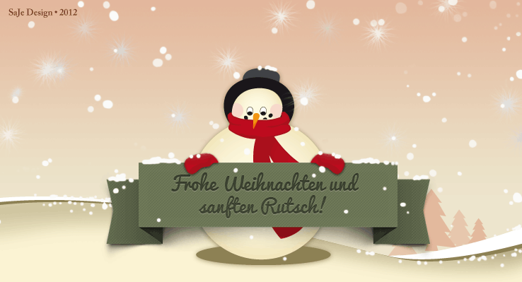 Frohe Weihnachten An Kollegen.Frohe Weihnachten Saje Design Bonn