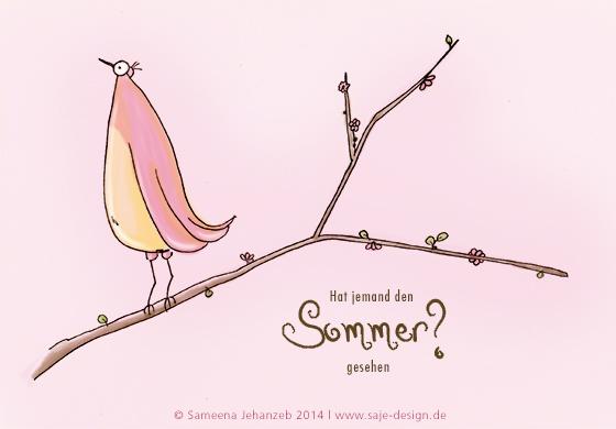 Querstil der Woche: Sommer?