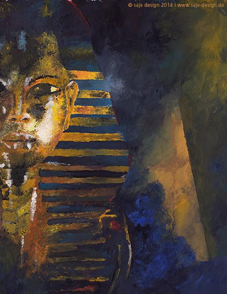 Querstil der Woche: Der goldene Pharao