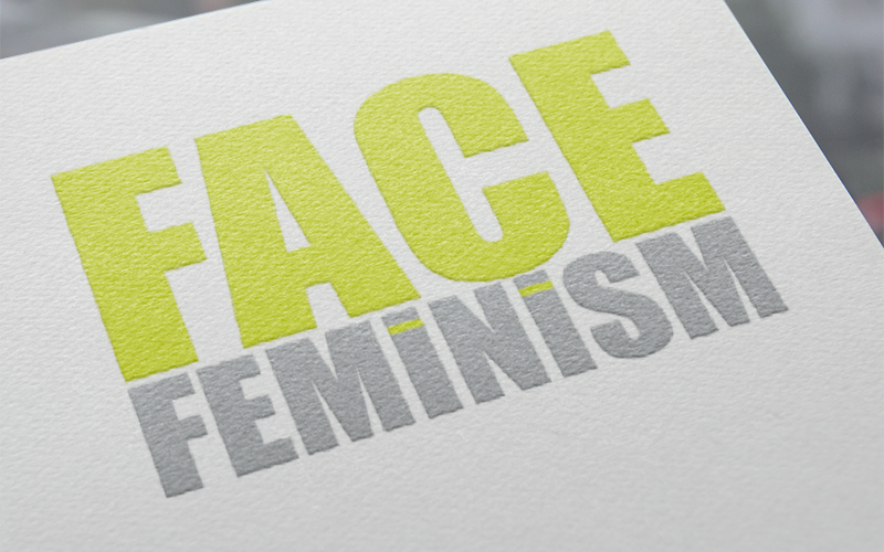Logodesign: Face Feminism