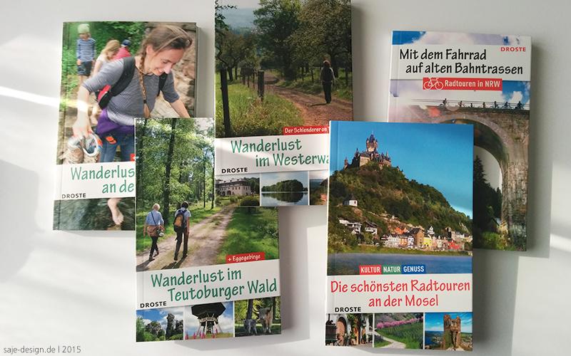 Belegexemplare: Wanderführer 2015