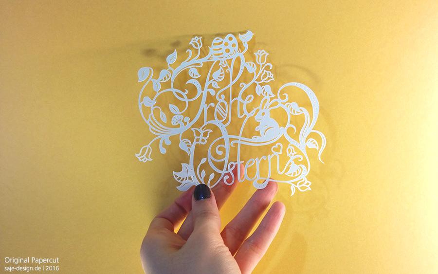 Papercut: Easter