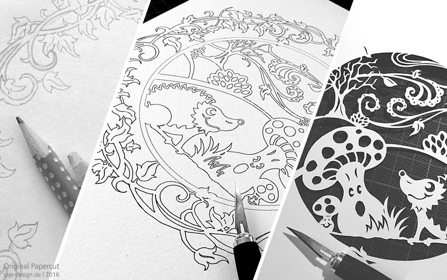 Making of: Herbstigel