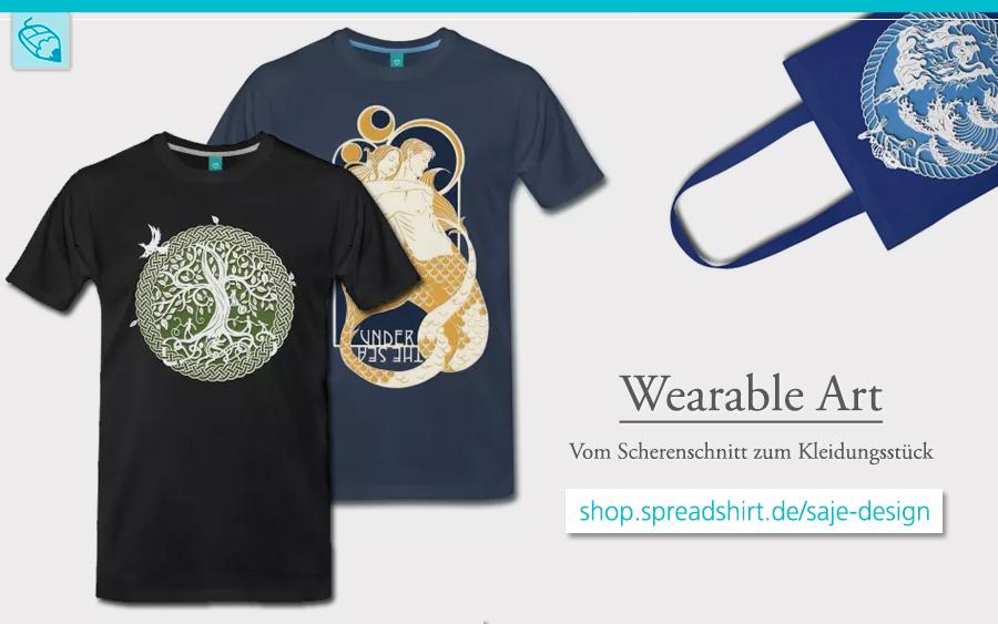 Shoperöffnung: Wearable Art