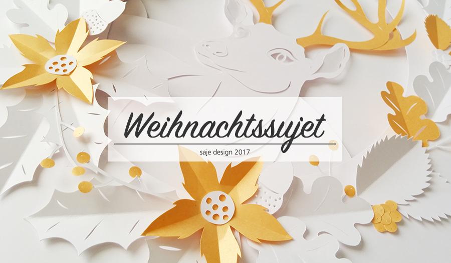 Läderach Chocolatier Suisse: Adventskalender Motiv Paper Art